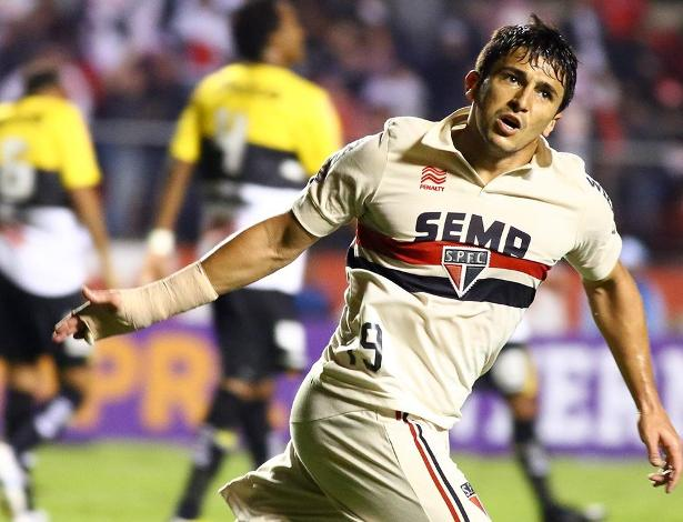 Aloisio afirma que recebeu sondagem do São Paulo para retornar ao clube
