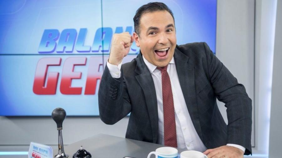 Após oito meses na CNN Brasil, Reinaldo Gottino volta à Record para comandar o Balanço Geral SP - Divulgação/Record TV