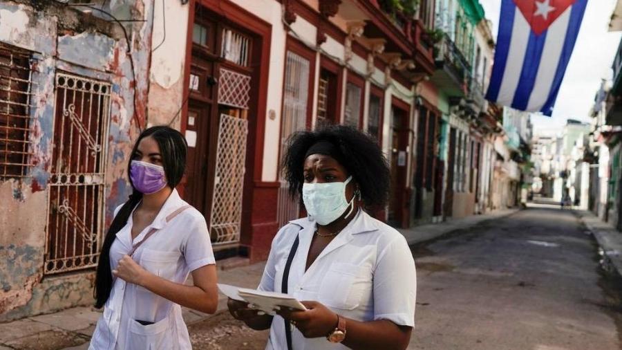 Cuba espera produzir 100 milhões de doses de sua vacina contra a covid-19 em 2021 - Reuters