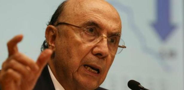Ministro Henrique Meirelles