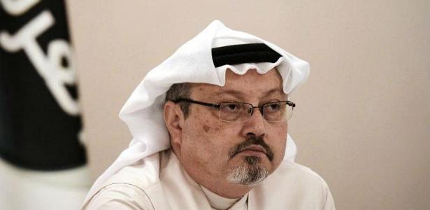 Jornalista foi assassinado na embaixada - Foto: AFP