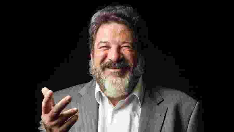 O escritor e filósofo Mário Sérgio Cortella  - Felipe Gabriel