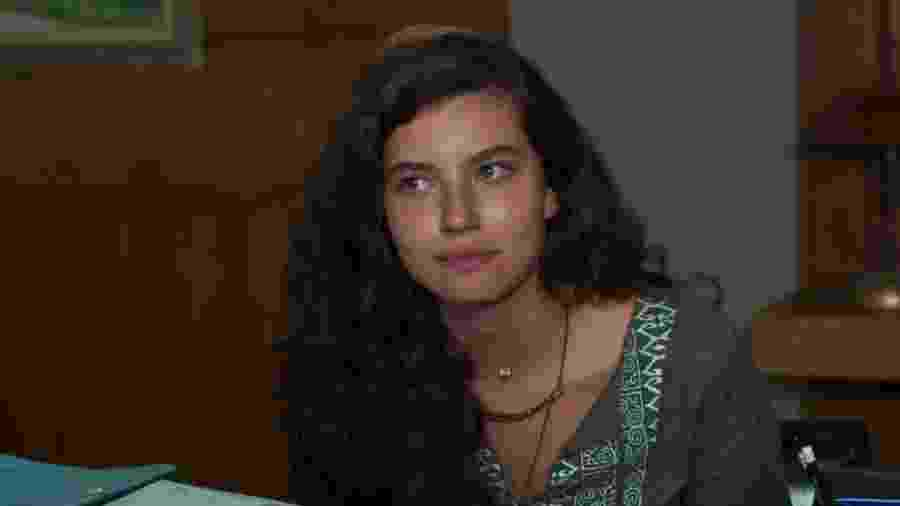 Rita (Alanis Guillen) em Malhação (Reprodução/TV Globo). - Reprodução/TV Globo