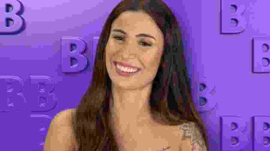 """Bianca Andrade, a Boca Rosa, foi a quinta eliminada no """"BBB 20"""" - Reprodução / Internet"""