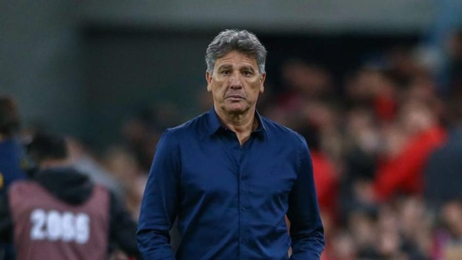 Renato Gaúcho, novo técnico do Flamengo - Reprodução / Internet