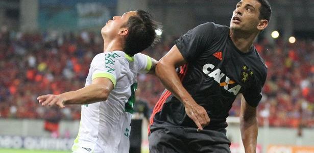 Sport x Palmeiras acumula atrativos: vaga no G-6 e disputa recente por Diego Souza