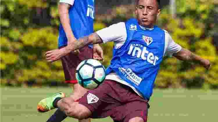 Cueva deve voltar ao time titular em clássico contra o Corinthians - Marcelo D. Sants/Estadão Conteúdo - Marcelo D. Sants/Estadão Conteúdo