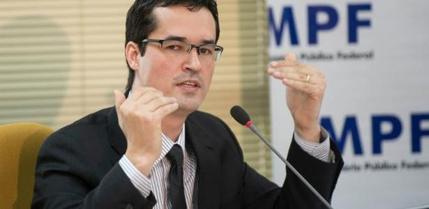 Dallagnol recebeu R$ 219 mil por palestras em 2016 - Foto: Agência Brasil