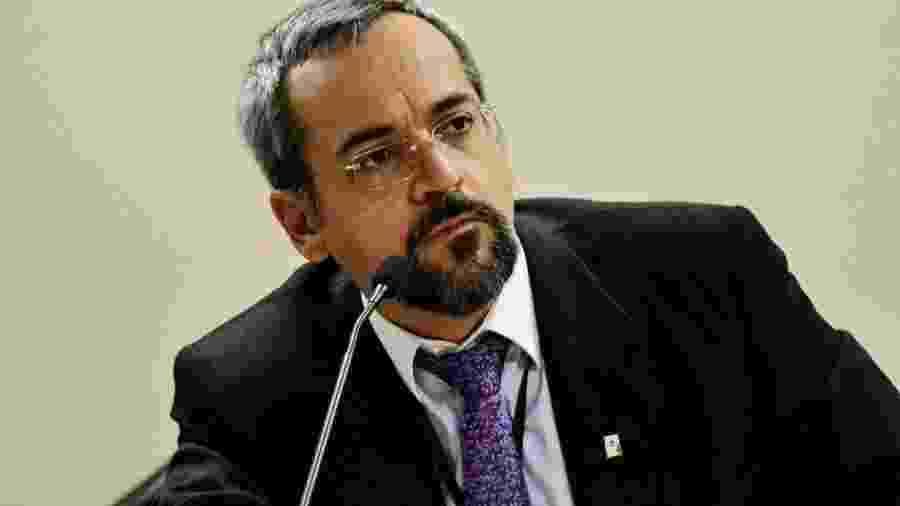 Abraham Weintraub, ministro da Educação - Romero Cunha/Casa Civil