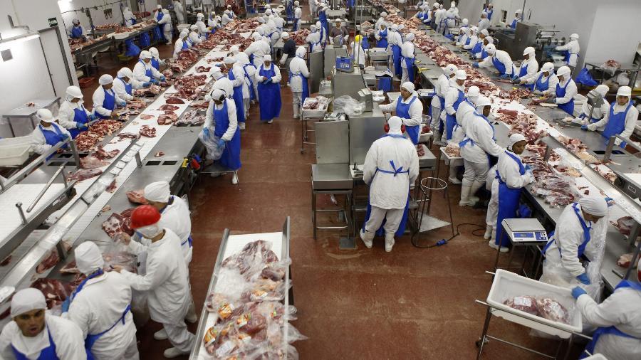 Exportação total de carne bovina cresce 10% em novembro em relação a novembro de 2019 - Paulo Whitaker/Reuters