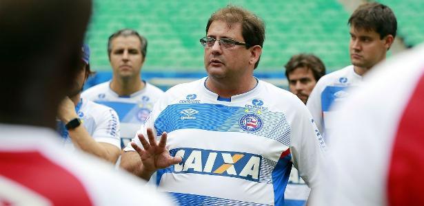 Guto Ferreira deve ser anunciado pelo Internacional como novo técnico do time - Felipe Oliveira/Bahia