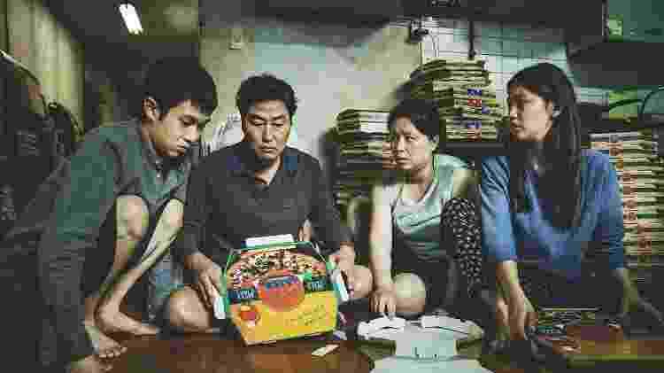 Longa sul-coreano foi o primeiro não falado em inglês premiado como melhor filme - Divulgação