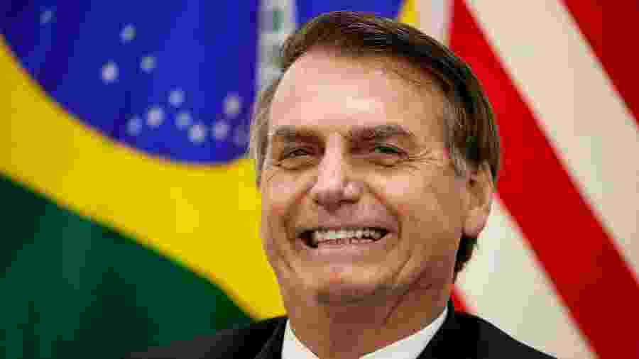 Presidente Jair Bolsonaro  -  Alan Santos / Planalto