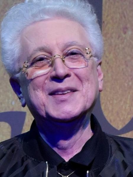 "Aguinaldo Silva, autor de ""Fina Estampa"" - Cesar Alves/TV Globo"