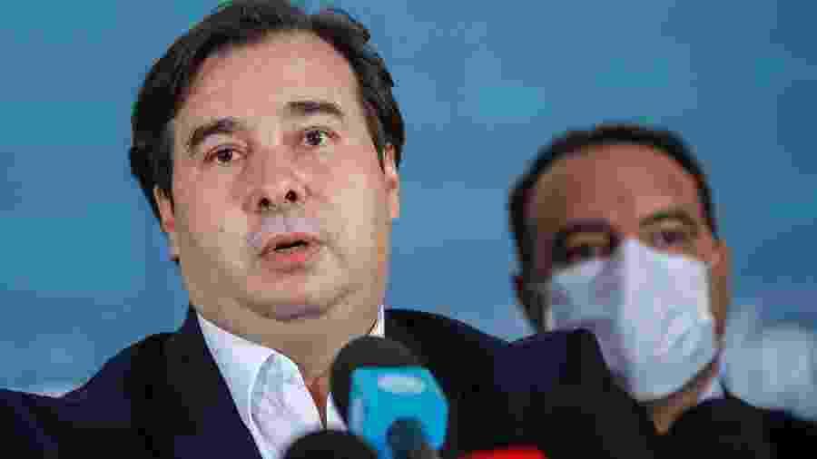 Presidente da Câmara, Rodrigo Maia - Adriano Machado/Reuters