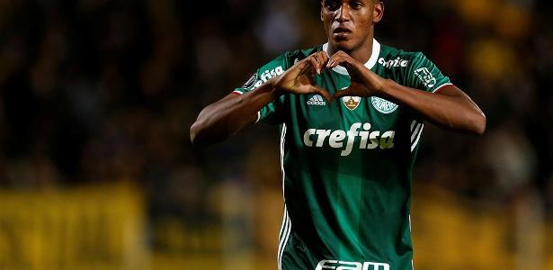 Mina é destaque no Palmeiras