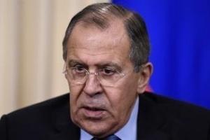 O chefe da diplomacia russa, Serguei Lavrov