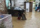 Mais 25 corpos encontrados em inundações na Índia - Foto: SAM PANTHAKY / AFP