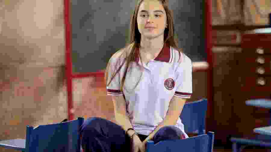 Isabella Moreira interpreta Raquel em As Aventuras de Poliana (Lourival Ribeiro / SBT) - Lourival Ribeiro / SBT