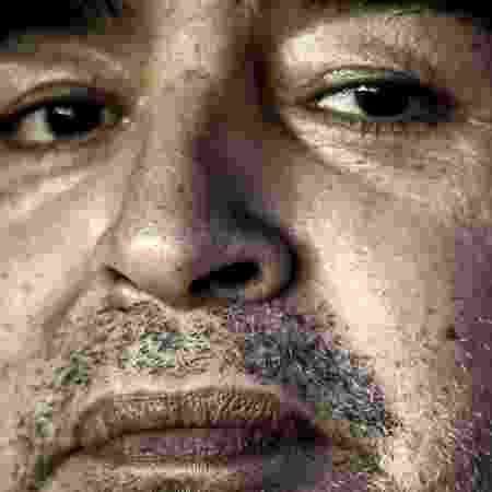 Diego Maradona, humano e Deus - GettyImages