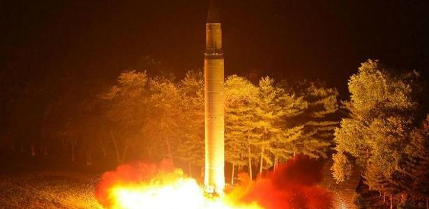 Coreia do Norte lançou novo míssil após dois meses