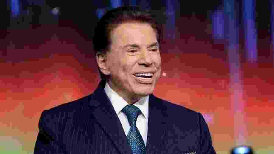 Silvio Santos, dono do SBT e do resort Jequitimar, no Guarujá - Reprodução/ SBT