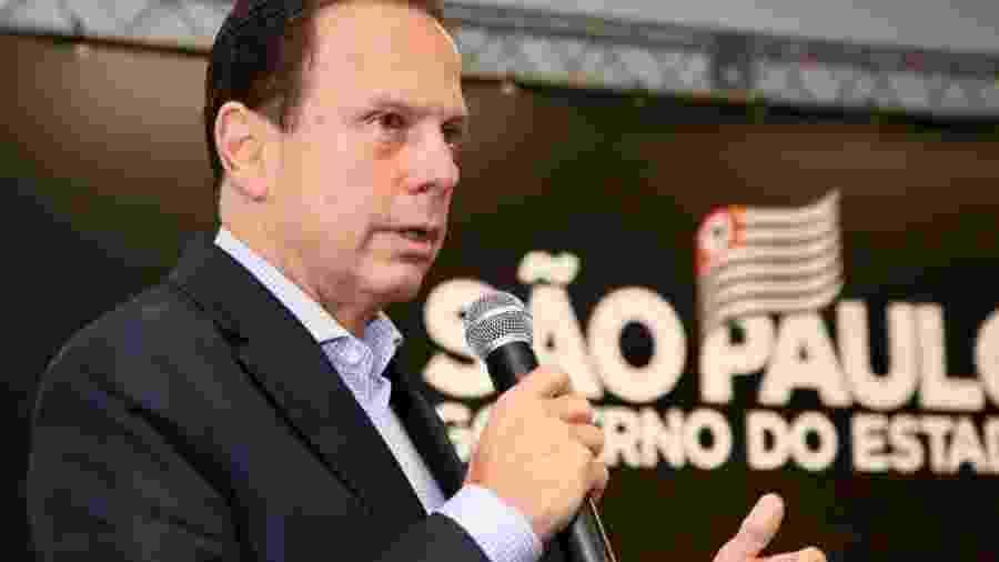 João Doria - Governo do Estado de São Paulo