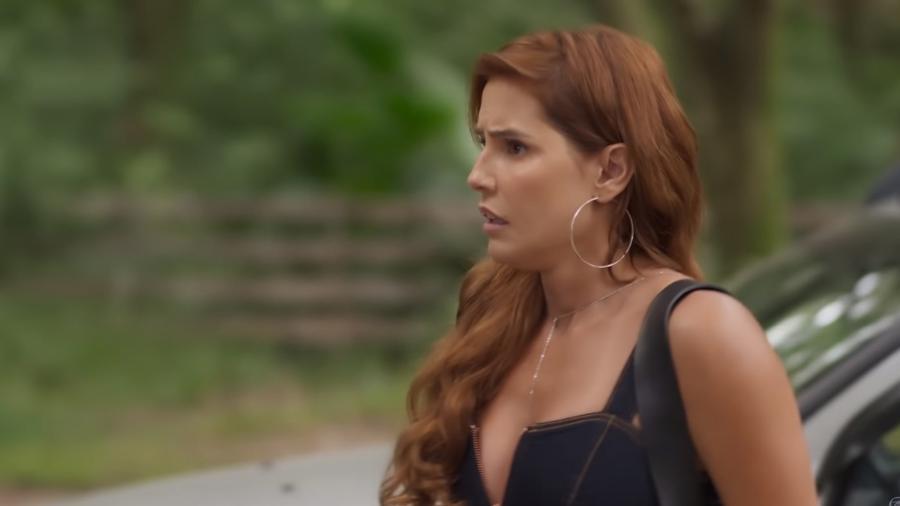 Josimara (Deborah Secco) em Salve-se Quem Puder - Reprodução/TV Globo