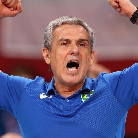 Zé Roberto Guimarães explodiu com classificação do Brasil para a Rússia - GettyImages