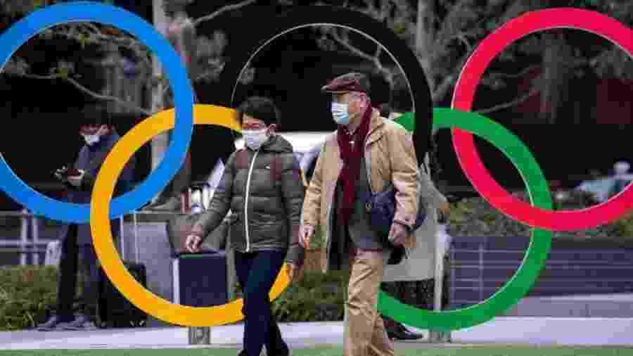 """Órgão afirmou que Olimpíadas vão acontecer em 2021 e que jogos vão """"superar a covid"""" - COI"""