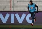 Brasil treina pela primeira vez em Berlim - Pedro Martins/MoWA Press