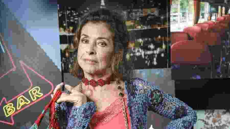 Betty Faria vive Cornélia em A Dona do Pedaço (Divulgação / Globo) - Betty Faria vive Cornélia em A Dona do Pedaço (Divulgação / Globo)