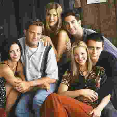 """Série """"Friends"""" completa 25 anos e ainda faz sucesso no Brasil e no mundo - Reprodução/Divulgação"""