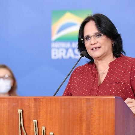 Ministério de Damares apaga a nota em que lamentava as mortes no Jacarezinho (RJ) - Reprodução/Flickr Palácio do Planalto