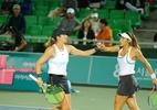 Stefani fica com o vice nas duplas do WTA de Seul - (Sem crédito)