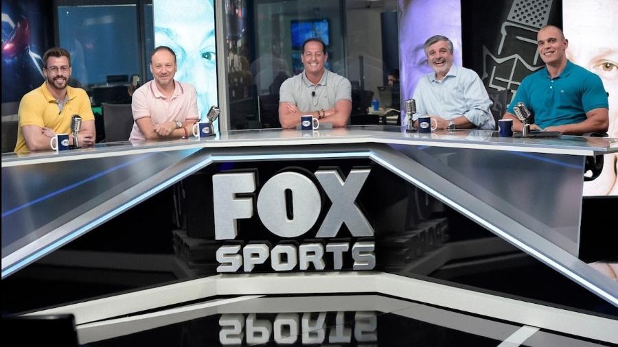 Fox Sports Rádio: programa saiu do ar por causa da fusão entre ESPN e Fox Sports - Divulgação/Fox Sports