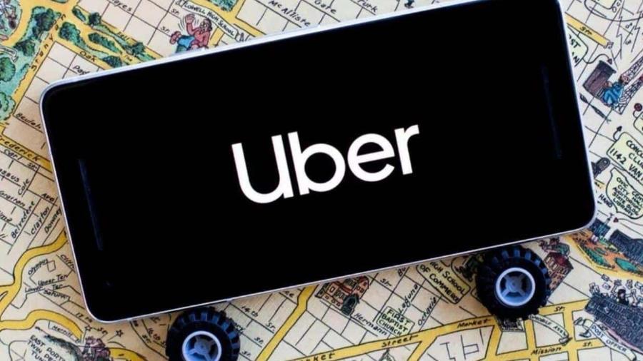 Uber perde US$ 1,1 bilhão no terceiro trimestre por causa da pandemia - Reprodução