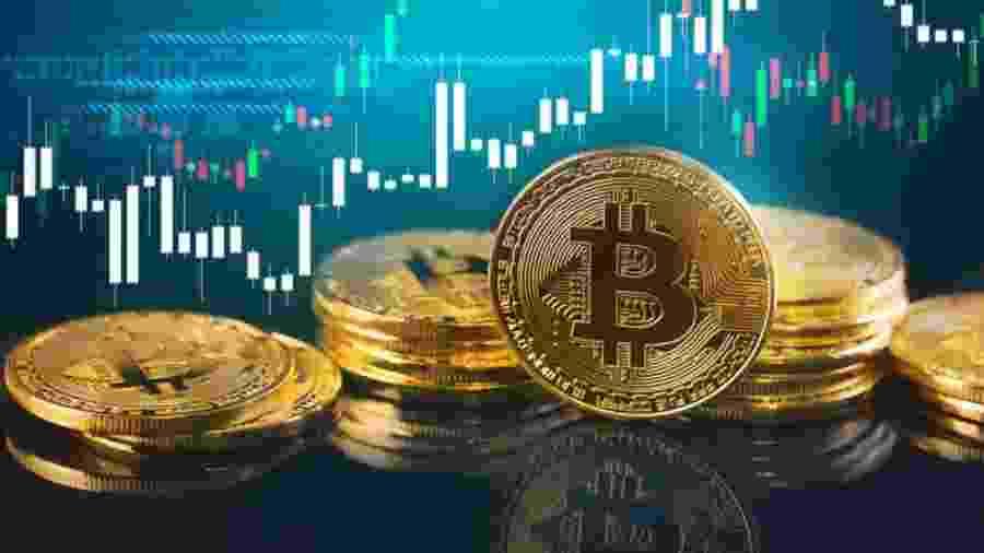 Cotação do bitcoin supera os 40.000 dólares pela primeira vez - Shutterstock