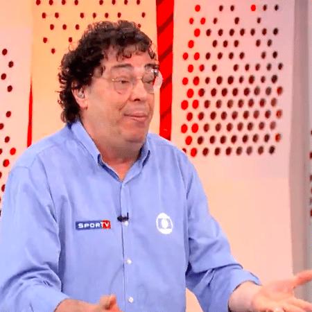 Ana Paula processou a Globo por comentários feitos por Casagrande - Transmissão Globo