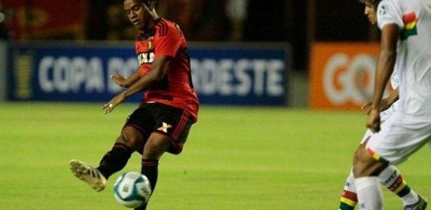 Rithely está na mira do Atlético-MG para a próxima temporada