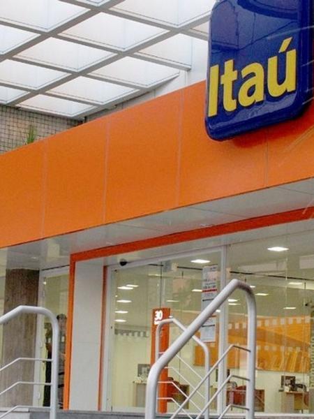 Agência do Itaú Unibanco  - Divulgação