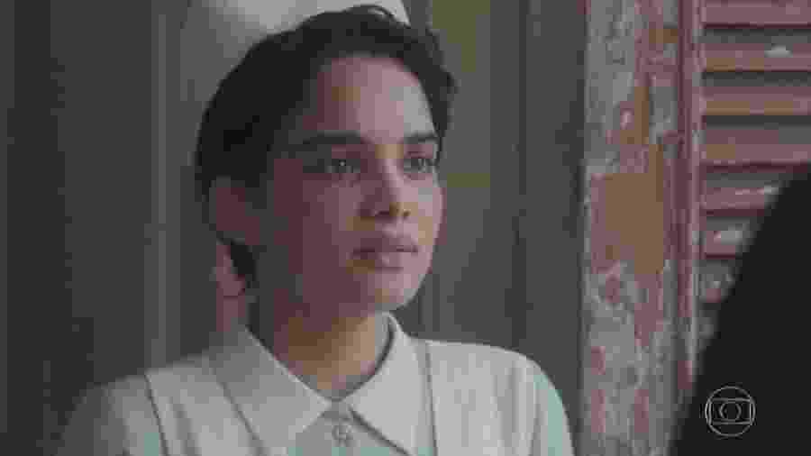 Inês (Carol Macedo) em Éramos Seis (Reprodução) - Inês (Carol Macedo) em Éramos Seis (Reprodução)