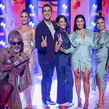 The Voice Kids - Divulgação/TV Globo - Divulgação/TV Globo