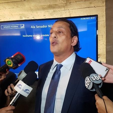 Frederick Wassef, advogado de Jair Bolsonaro - Reprodução/Twitter:@sarahteofilo