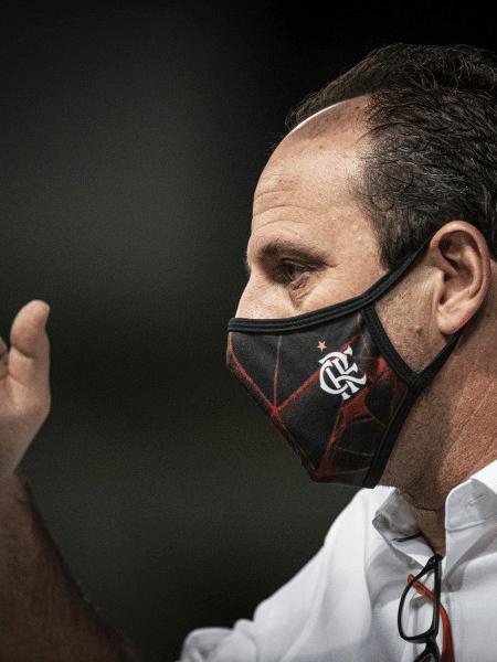 Rogério Ceni - Alexandre Vidal/Flamengo
