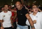 Hernanes agradece recepção e diz que virou um jogador mais ofensivo