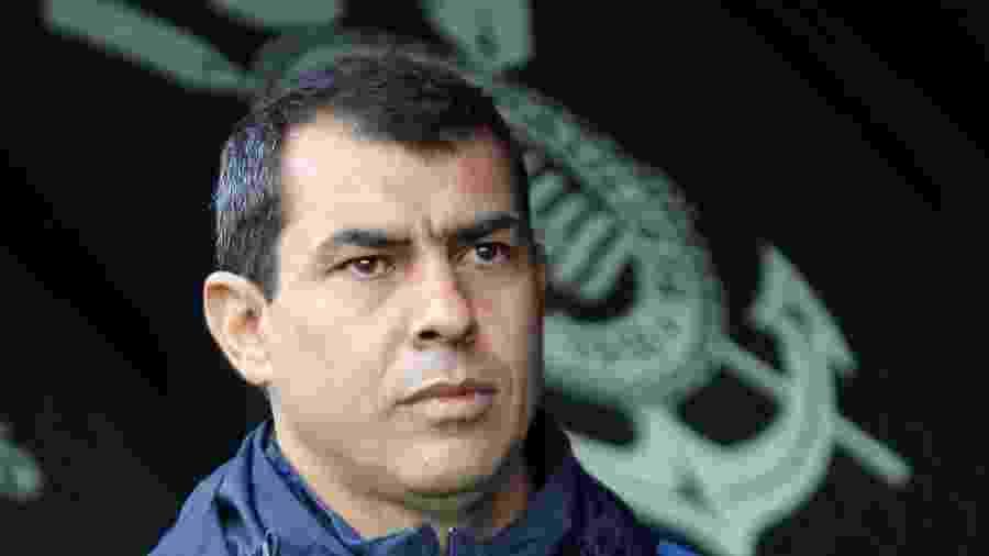Bom trabalho de Carille no Corinthians começa a repercutir fora do país - Daniel Vorley/Estadão Conteúdo
