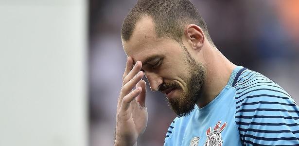 Walter, do Corinthians, pode acertar a sua transferência para o São Paulo