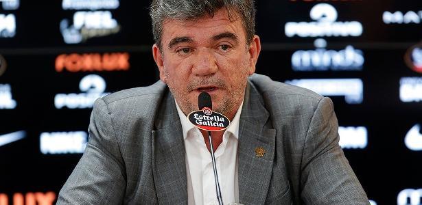 Andrés Sanchez irá escolher nova diretoria até a próxima semana