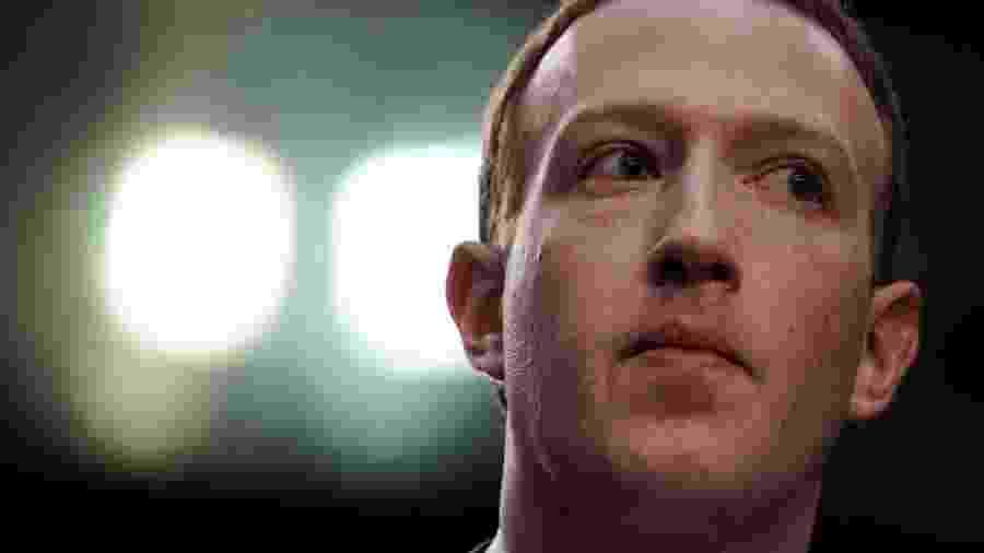 Mark Zuckerberg admite que não sabe como os dados foram usados -